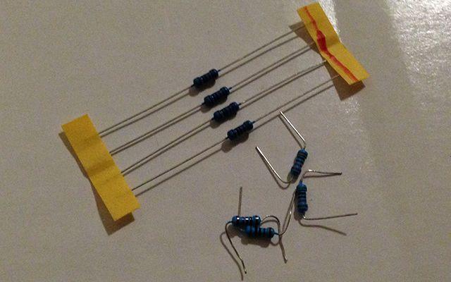 arduino-résistances
